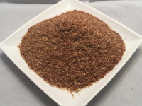 Flaxseeds, Cold Milled 250g (Organic)