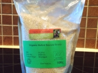 Sesame seeds, 500g (Raw organic)
