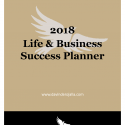 2018 Life & Business Success Planner