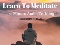 Learning To Meditate