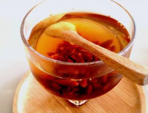 Goji Berry Hot Tea