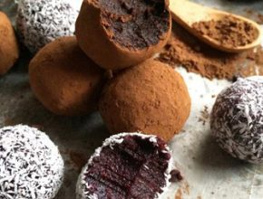 Raw Chocolate Truffles – Recipe