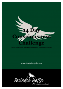14 Day Consciouness Challenge