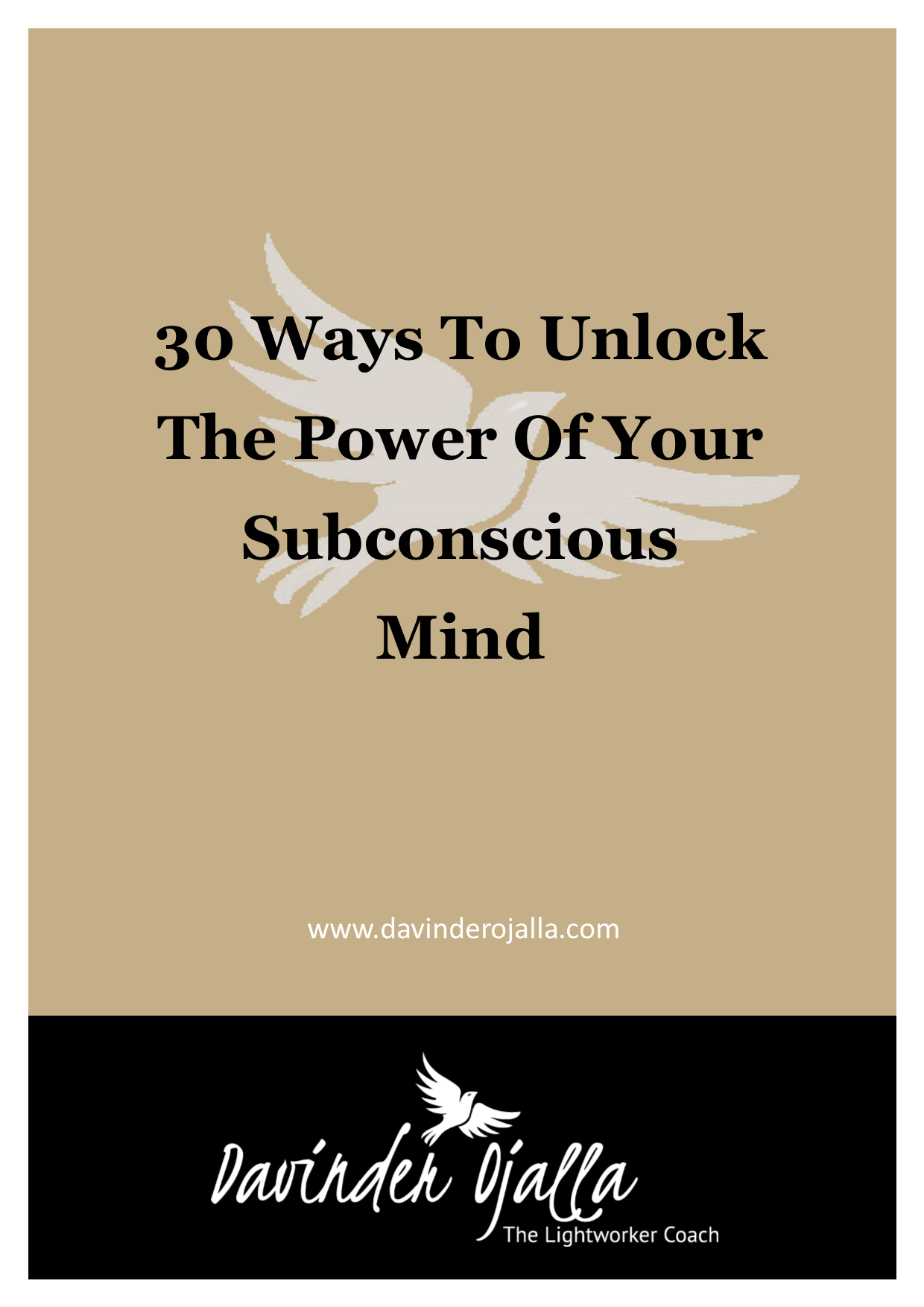 30 Ways To Unlock The Power Of Your Subconscious Mind