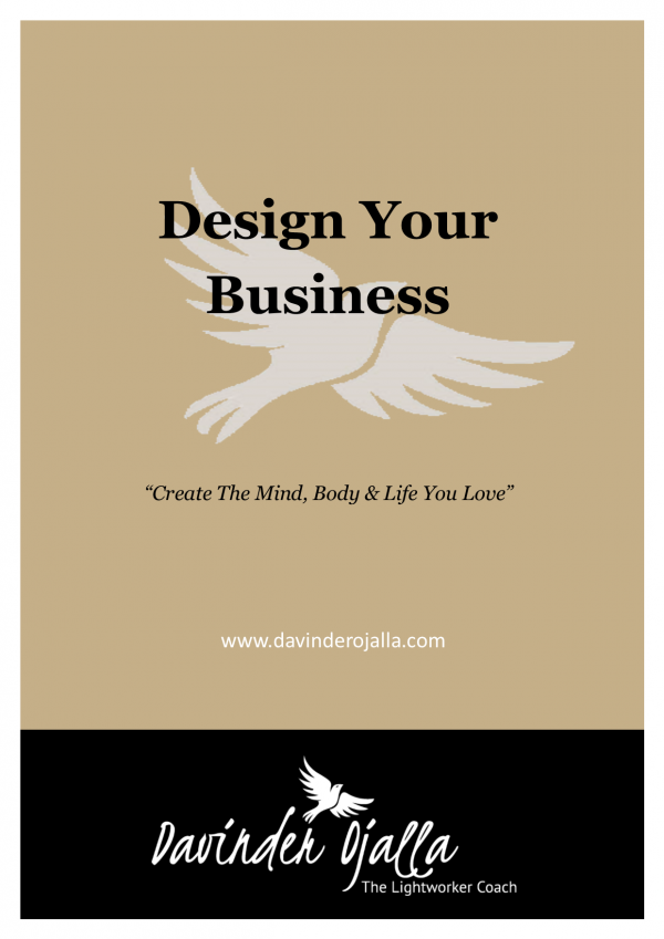 Design Your Business - Full VIP Guide