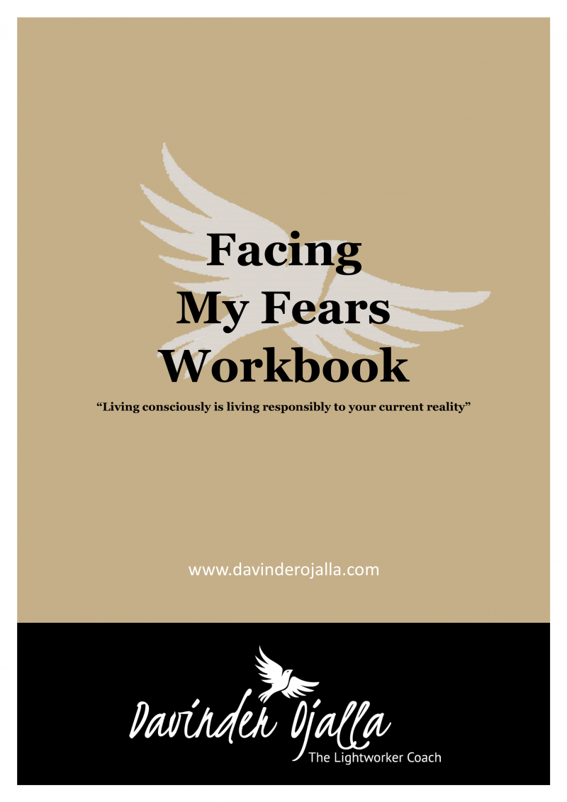 Facing My Fears Workbook