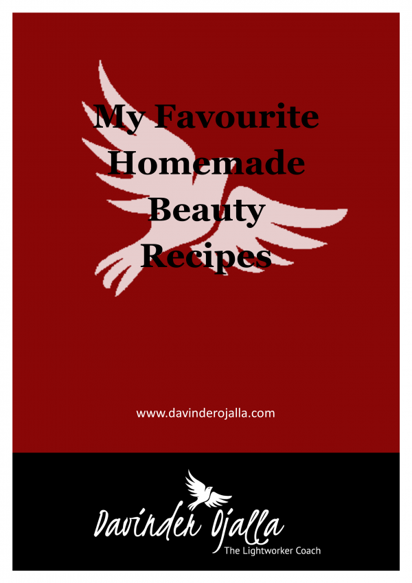 My Favourite Homemade Beauty Recipes