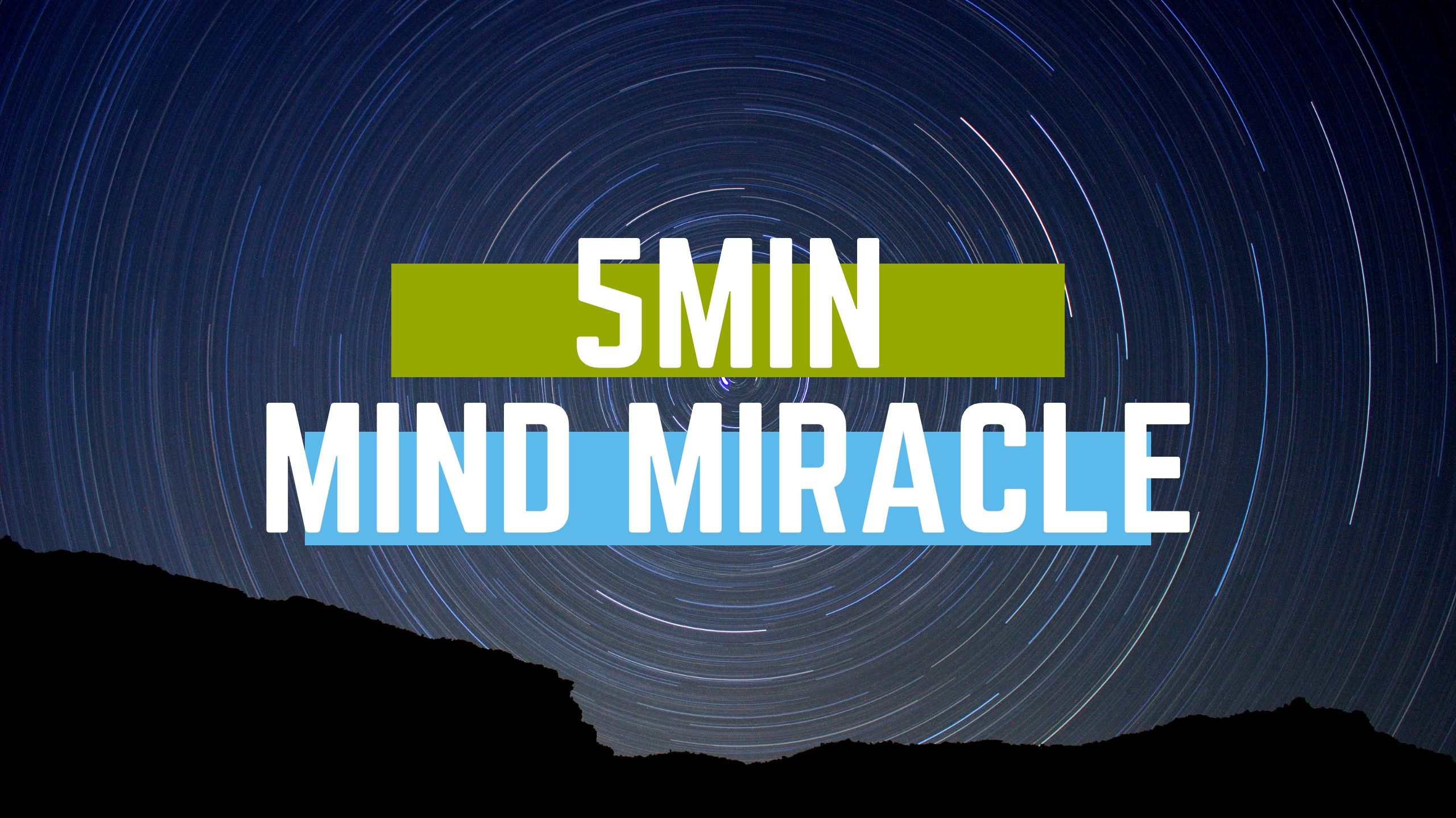 Monthly Mind Miracle