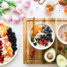 30 Days To Healthy Living- Health & Wellness | Monthly