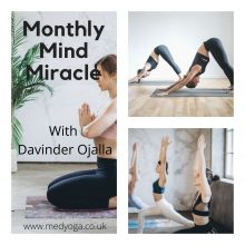 5min | The Rabbit Pose | Monthly Mind Miracle