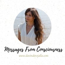 6min | Messages From Consciousness | July 2020