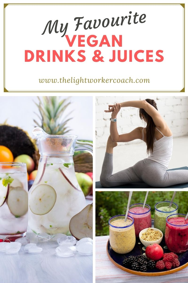 Vegan Beverage Recipes