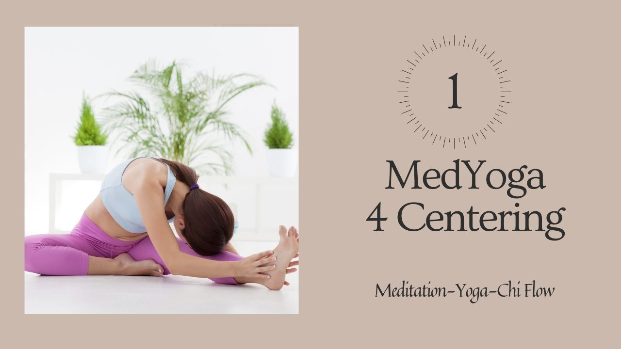 MedYoga poses to do at home