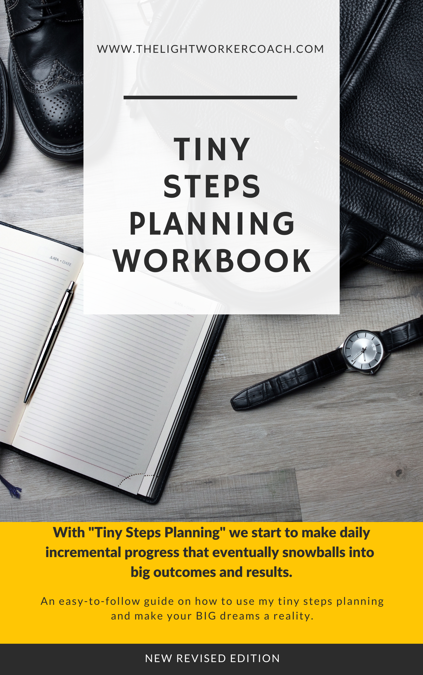 Tiny Steps Planning Workbooks