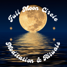 Full Moon | Healing Temple | The Lighthouse