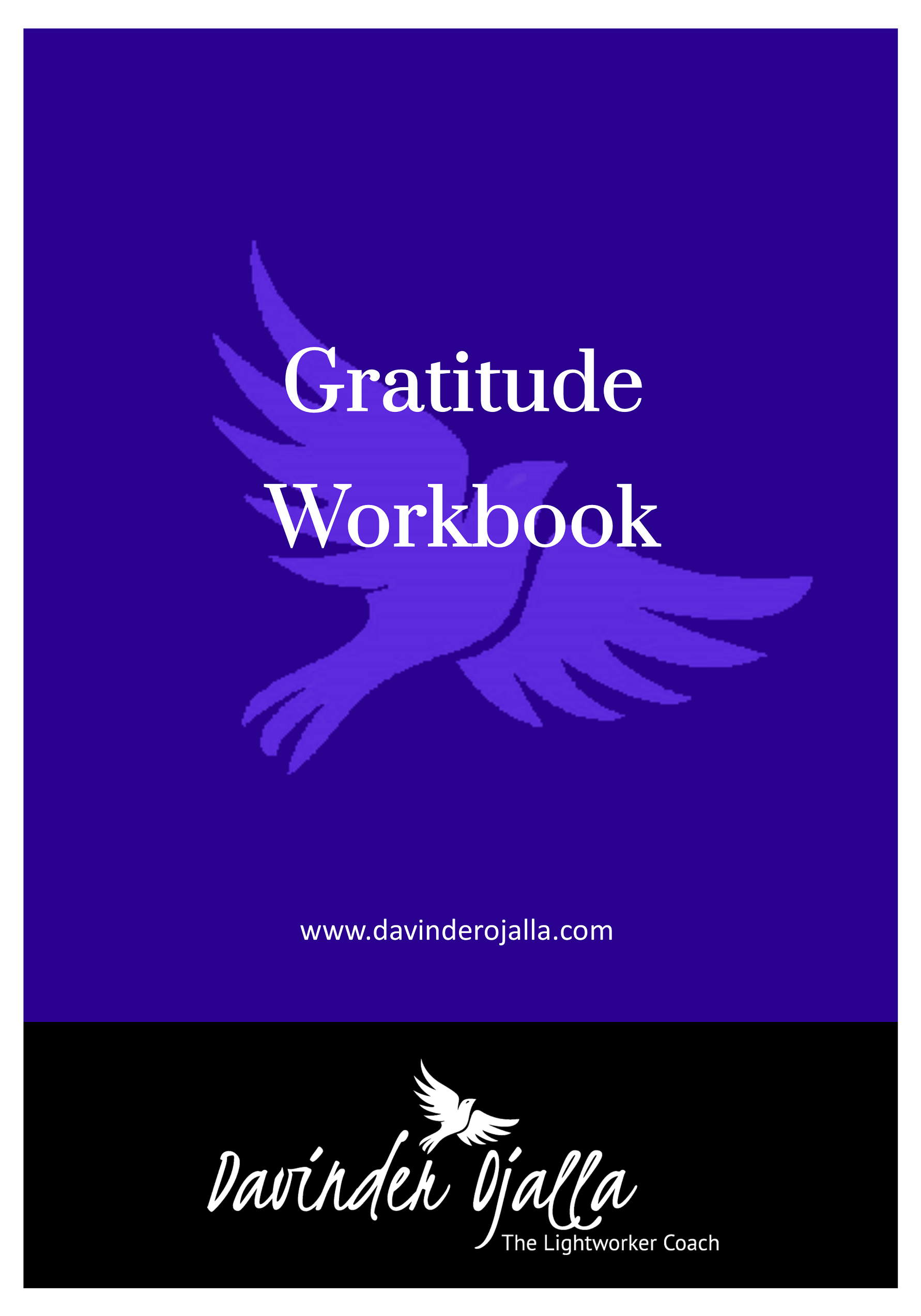 Gratitude Workbook MED