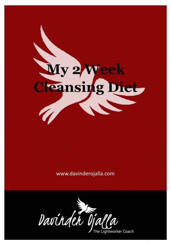 My 2 Week Cleansing Diet
